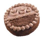 Schokoladen-Kuchen Lizenzfreie Stockbilder