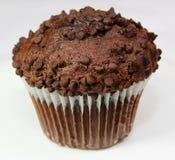 Schokoladen-Muffin stockfotos
