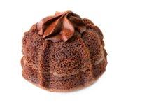 Schokoladen-Nachtisch Lizenzfreie Stockfotografie