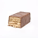 Schokoladen-Oblate Stockbilder