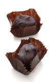 Schokoladen-Süßigkeit lizenzfreie stockbilder