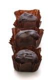Schokoladen-Süßigkeit Stockfoto