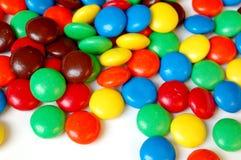 Schokoladen-Süßigkeiten Lizenzfreies Stockfoto