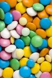 Schokoladen-Süßigkeiten Stockbilder