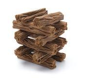Schokoladen-Turm Lizenzfreie Stockfotografie