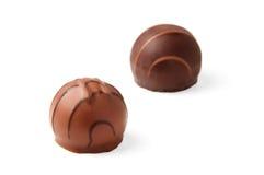 Schokoladen-Versammlung Stockbilder