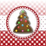Schokoladenbaum lizenzfreie abbildung