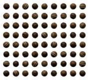 Schokoladenbonbons Lizenzfreie Stockfotografie