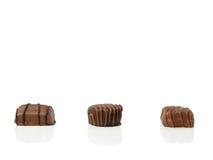 Schokoladenbraun Stockfotos