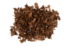 Schokoladenchips Lizenzfreie Stockfotografie