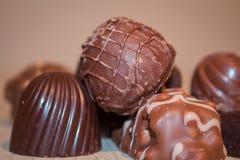 Schokoladenfeiertagssüßigkeits-Süssekinder Lizenzfreie Stockfotos