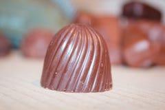 Schokoladenfeiertagssüßigkeits-Süssekinder Lizenzfreies Stockbild