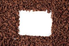 Schokoladenfeld lizenzfreies stockbild