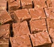 Schokoladenfondant Lizenzfreies Stockbild
