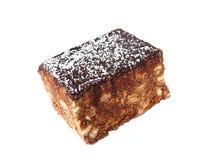 Schokoladenheckeschwein stockfotos