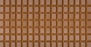 Schokoladenhintergrund Stockbilder