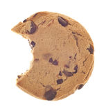 Schokoladenkeks-Imbiß Lizenzfreie Stockfotos