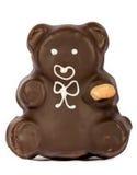 Schokoladenkuchen. Lizenzfreies Stockfoto