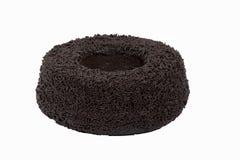 Schokoladenkuchen Stockbild