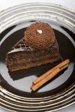 Schokoladenkuchen Stockbilder