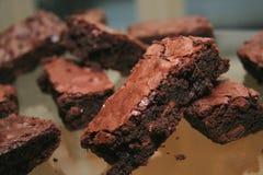 Schokoladenkuchen Lizenzfreie Stockfotos