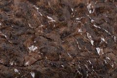 Schokoladenkuchen - winklig Lizenzfreie Stockfotografie