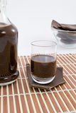 Schokoladenlikör Lizenzfreie Stockbilder