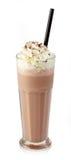 Schokoladenmilchshake Lizenzfreies Stockfoto