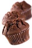 Schokoladenmuffin lizenzfreie stockfotografie