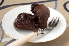 Schokoladenmuffins Lizenzfreies Stockbild