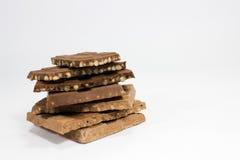 Schokoladennachtisch Stockfoto
