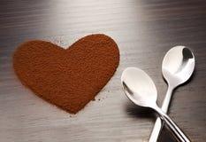 Schokoladennachtisch lizenzfreie stockbilder