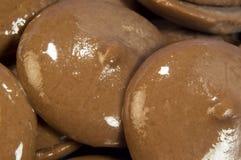 Schokoladenoblaten Lizenzfreie Stockfotos