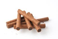 Schokoladenplätzchen Stockbilder