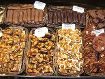 Schokoladenplätzchen Stockfoto