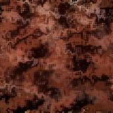 Schokoladenquadrate Lizenzfreies Stockbild