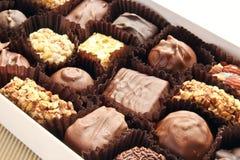 Schokoladensüßigkeit Lizenzfreie Stockfotos