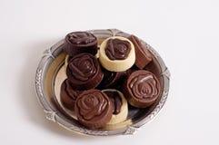 Schokoladensüßigkeiten Lizenzfreie Stockbilder