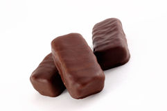 Schokoladensüßigkeiten Lizenzfreies Stockbild