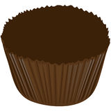 Schokoladensüßigkeitverpackung stock abbildung