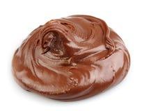 Schokoladensahne Lizenzfreie Stockfotos