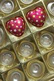 Schokoladensüßigkeiten Lizenzfreies Stockfoto