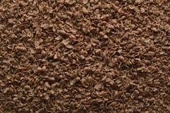 Schokoladensplitter Lizenzfreie Stockfotografie