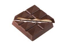 Schokoladenstück Lizenzfreies Stockbild