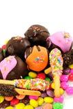 Schokoladentrüffeln Lizenzfreie Stockfotos