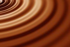 Schokoladentraum Lizenzfreies Stockfoto