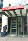 Scholastic Headquarters Royalty Free Stock Photos