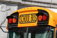 Scholl bus Royalty Free Stock Photo