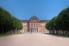 Scholss Bruchsal 02,德国 免版税库存图片