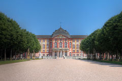 Scholss Bruchsal 02, Germany Royalty Free Stock Images